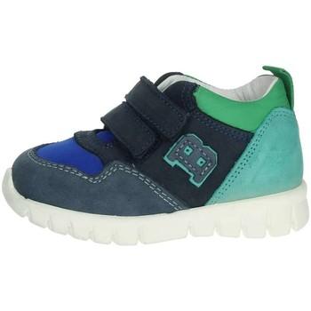 Scarpe Unisex bambino Sneakers alte Balducci CSPORT3305 BLU/VERDE