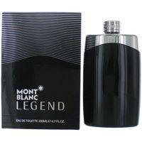 Bellezza Uomo Eau de toilette Mont Blanc legend - colonia - 200ml - vaporizzatore legend - cologne - 200ml - spray