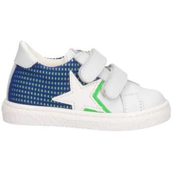 Scarpe Unisex bambino Sneakers basse Walkey Y1B4-40214-0075Y280 Bianco/blu