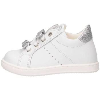 Scarpe Unisex bambino Sneakers basse Walkey Y1A4-40326-0062X025 Bianco/argento