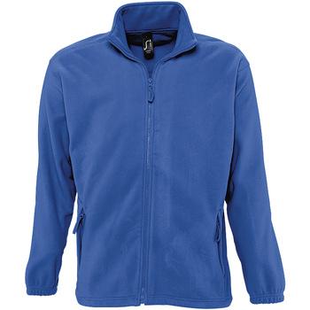 Abbigliamento Uomo Felpe in pile Sols NORTH POLAR MEN Azul