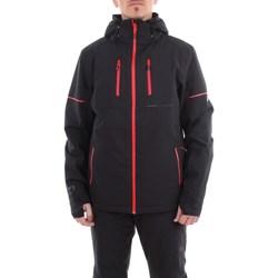 Abbigliamento Uomo Giubbotti Mckinley 280550-brandon-ux-padded-jacket 057-nero