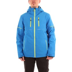 Abbigliamento Uomo Giubbotti Mckinley 280550-brandon-ux-padded-jacket 542-blu-royal