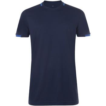 Abbigliamento Uomo T-shirt maniche corte Sols CLASSICO SPORT Azul