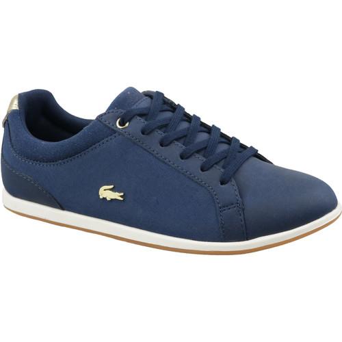 Scarpe Donna Sneakers Lacoste Rey Lace 119 Bleu marine