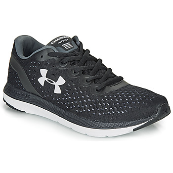 Scarpe Uomo Running / Trail Under Armour CHARGED IMPULSE Nero / Bianco
