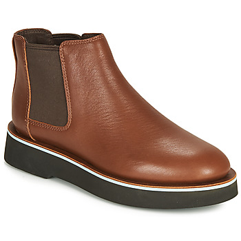 Scarpe Donna Stivaletti Camper TYRA chelsea Medium / Brown