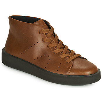 Scarpe Uomo Sneakers alte Camper COURB Marrone