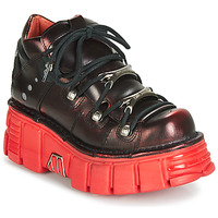 Scarpe Donna Sneakers basse New Rock M-106N-C59 Rosso