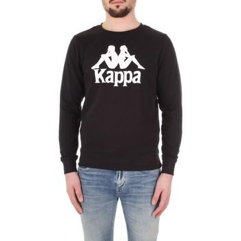 Abbigliamento Uomo Felpe Kappa 93569025 NERO