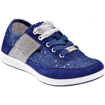 Scarpe Unisex bambino Sneakers basse Lelli Kelly Californa Macramè Sportive basse blu