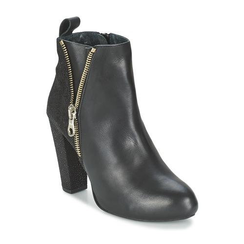 Shoe Biz RAIA Nero Scarpe Stivaletti Donna 125,40