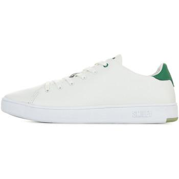 Scarpe Sneakers basse Smiley Enjoy Ss1m Bianco