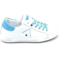 Scarpe Donna Sneakers basse Ed Parrish FA01 Bianco