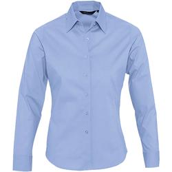 Abbigliamento Donna Camicie Sols EDEN ELEGANCE Azul
