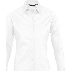 Abbigliamento Donna Camicie Sols EDEN ELEGANCE Blanco