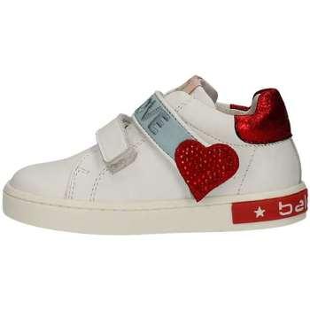 Scarpe Bambina Sneakers basse Balducci MSP3000 BIANCO