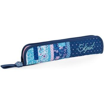 Borse Bambina Trousse Skpat Flauto di Sheyenne 130003 Blu
