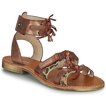 Scarpe Bambina Sandali Catimini CABRI Marrone