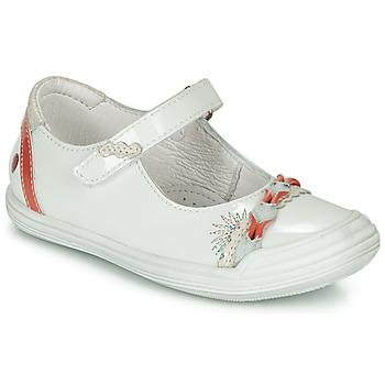 Scarpe Bambina Ballerine GBB MARION Bianco