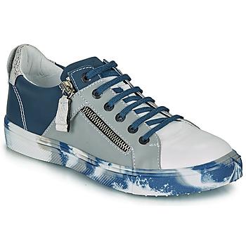Scarpe Bambino Sneakers basse Ikks BRANDON Blu / Grigio