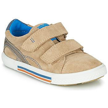 Scarpe Bambino Sneakers basse Catimini PERRUCHE Beige