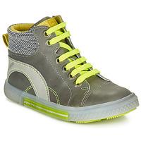 Scarpe Bambino Sneakers alte Catimini PAPYRUS Grigio