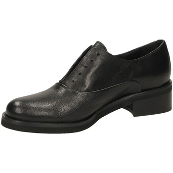 Scarpe Donna Derby Mat:20 WEST nero-nero