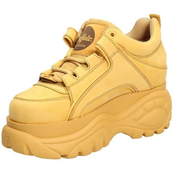 Scarpe Donna Sneakers basse Buffalo NUBUCK beige-beige