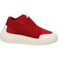 Scarpe Donna Sneakers basse Fessura HI-TWINS SPORT white-cherry