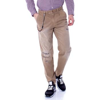 Abbigliamento Uomo Pantaloni 5 tasche Jack & Jones 12151682 Beige