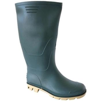 Scarpe Stivali da pioggia Italboot PVC.ALTO.VERDE VERDE