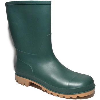 Scarpe Stivali da pioggia Italboot PVC.BASSO.VERDE VERDE
