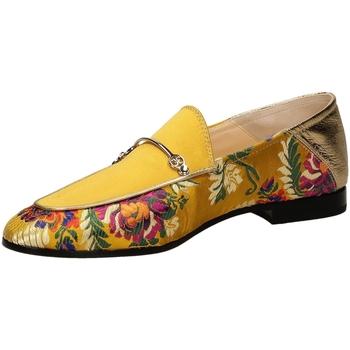 Scarpe Donna Mocassini Fabi ARGAN giall-giallo