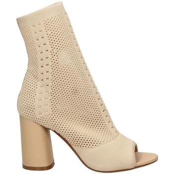 Scarpe Donna Sandali Tiffi  crema-crema