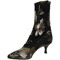 Scarpe Donna Stivaletti Strategia CARLA black-nero