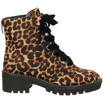 Scarpe Donna Stivaletti Apepazza CRISTEL leopa-leopardo