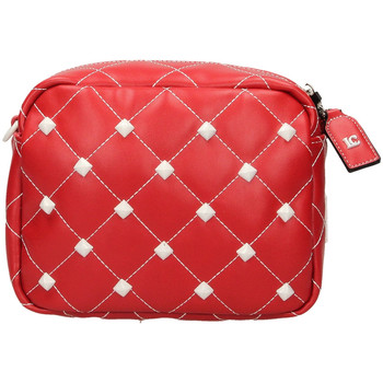 Borse Donna Borse a mano La Carrie CHESTER BOX BAG pinwh-rosa-bianco