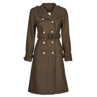 Abbigliamento Donna Cappotti Betty London LIPIUS Marrone