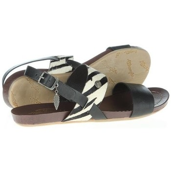 Scarpe Donna Sandali Wrangler Lola Safary WL141652-62 black