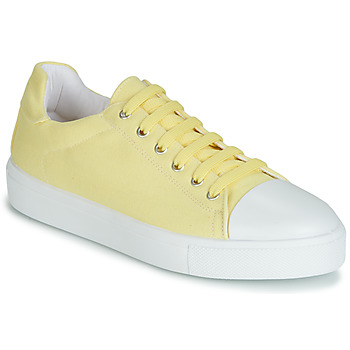 Scarpe Donna Sneakers basse André SAMANA Giallo