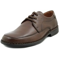 Scarpe Uomo Mocassini Braking Derby marrone