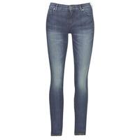 Abbigliamento Donna Jeans slim Armani Exchange 6GYJ25-Y2MKZ-1502 Blu