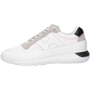 Scarpe Unisex bambino Sneakers basse Hogan HXR3710AP31KY6880E Sneakers Bambino Bianco Bianco
