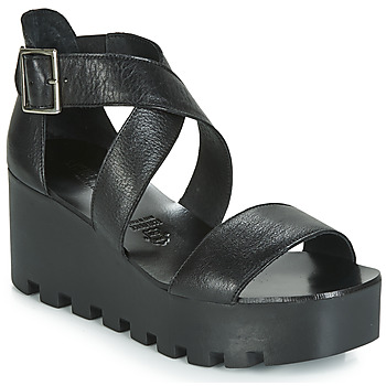 Scarpe Donna Sandali Sweet Lemon SUBWAY Nero