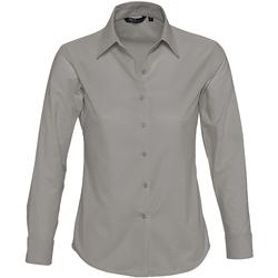 Abbigliamento Donna Camicie Sols EMBASSY OXFORD GIRL Plata