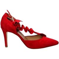 Scarpe Donna Décolleté L'arianna CAMO rosso-rosso