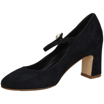 Scarpe Donna Décolleté The Seller CAMOSCIO navy-navy