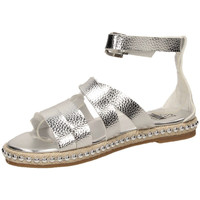 Scarpe Donna Espadrillas My Twin By Twin Set SANDALO 00055-argento