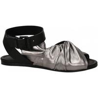 Scarpe Donna Sandali Vic OSAKA 101-black